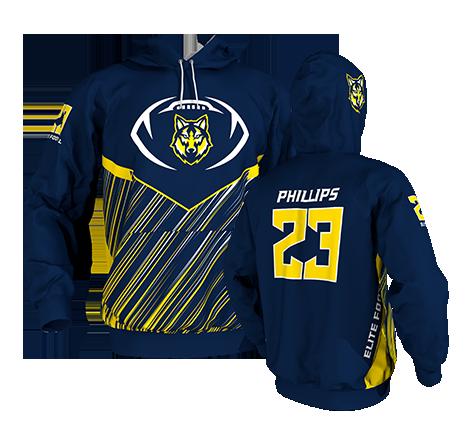d8e2f2d3f hoodies - Pryde Gear
